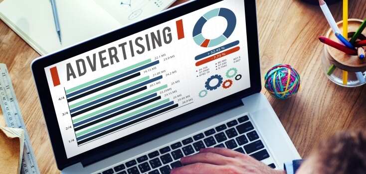 Advertising Trends – web image